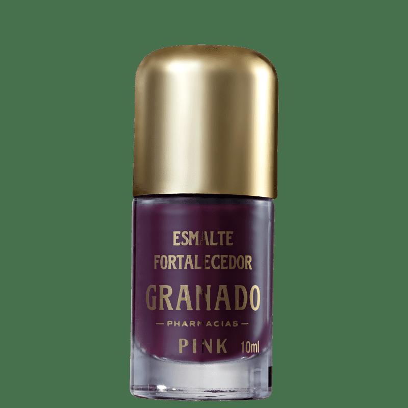 Granado Pink Hippie Chic Carole Roxo - Esmalte Cremoso 10ml