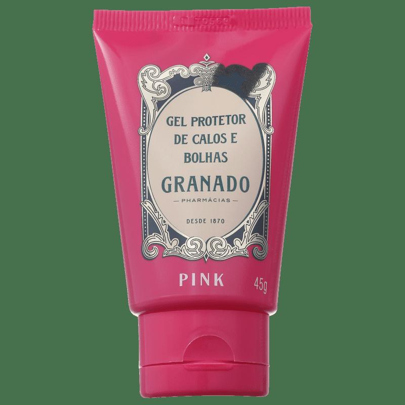 Granado Pink Protetor de Calos e Bolhas - Gel para os Pés 45g