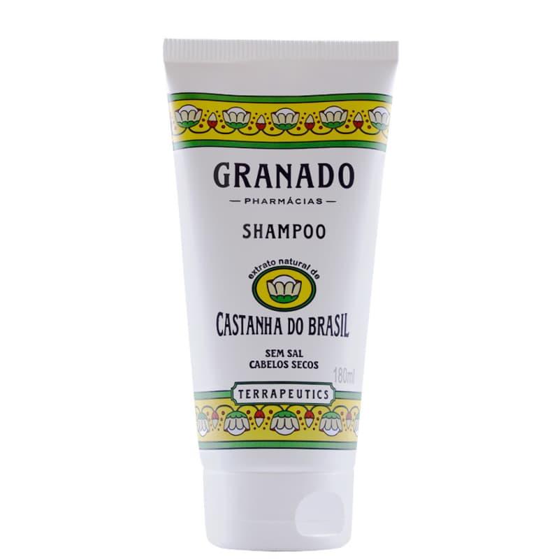 Granado Terrapeutics Castanha do Brasil - Shampoo sem Sal 180ml