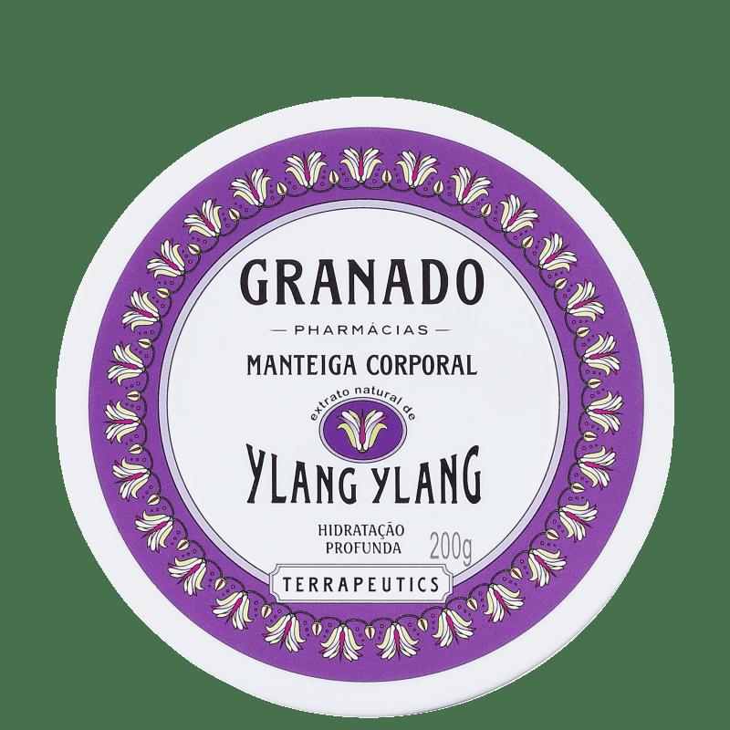 Granado Terrapeutics Ylan Ylan - Manteiga Hidratante Corporal 200g