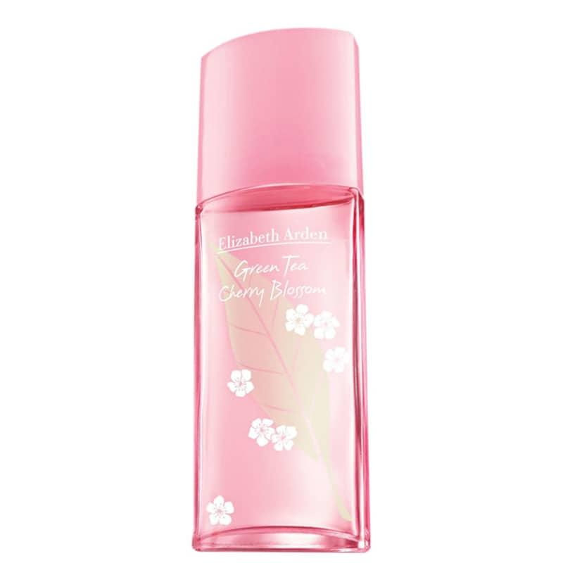 Green Tea Cherry Blossom Elizabeth Arden Eau de Toilette - Perfume Feminino 100ml