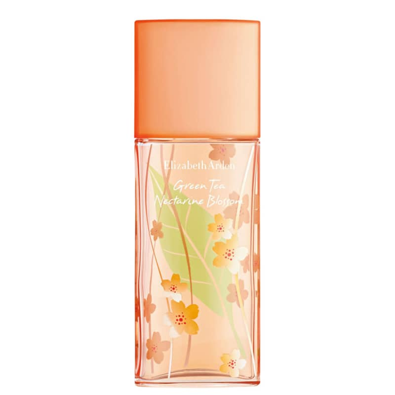 Green Tea Nectarine Blossom Elizabeth Arden Eau de Toilette - Perfume Femino 100ml