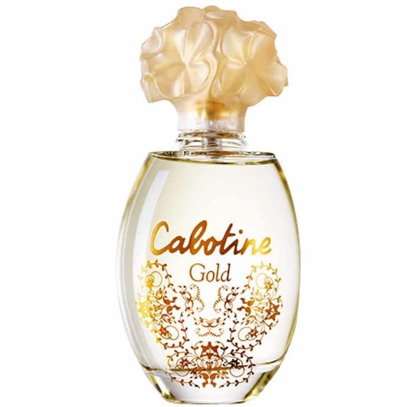 Cabotine Gold Grès Eau de Toilette - Perfume Feminino 100ml