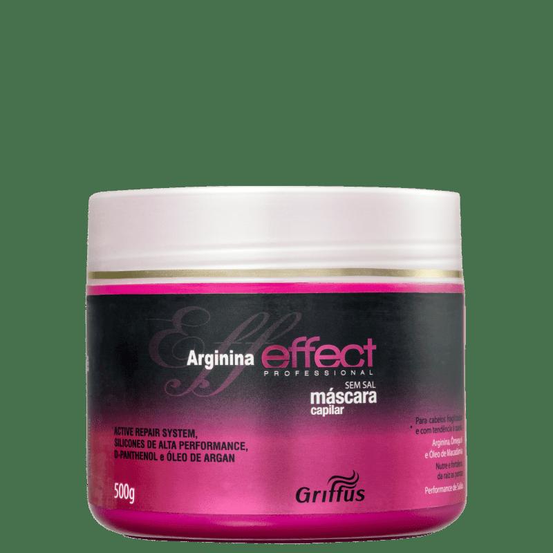 Griffus Arginina Effect - Máscara Capilar 500g