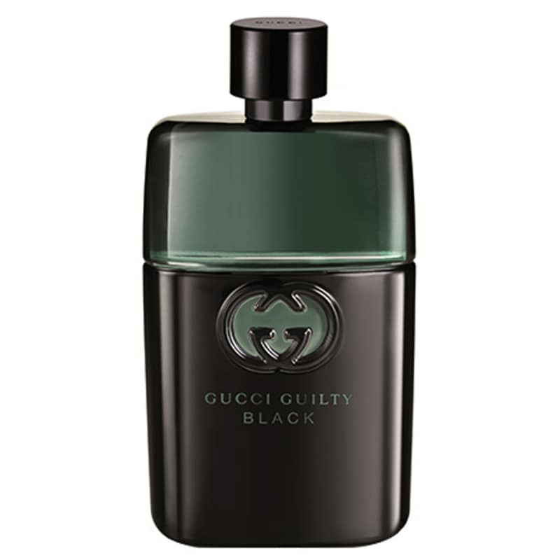 Gucci Guilty Black Pour Homme Eau de Toilette - Perfume Masculino 50ml