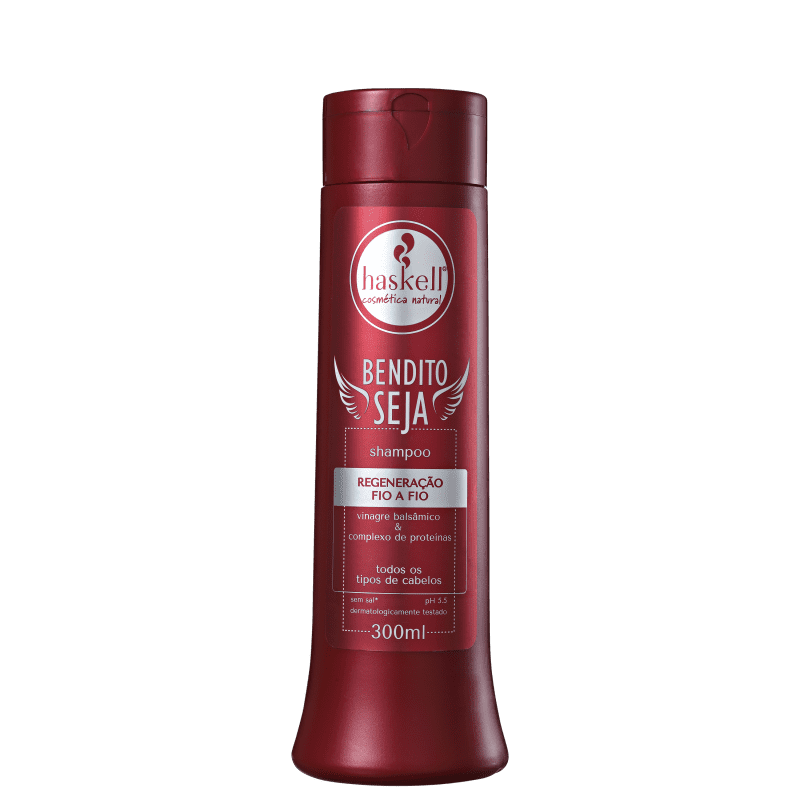 Haskell Bendito Seja - Shampoo 300ml
