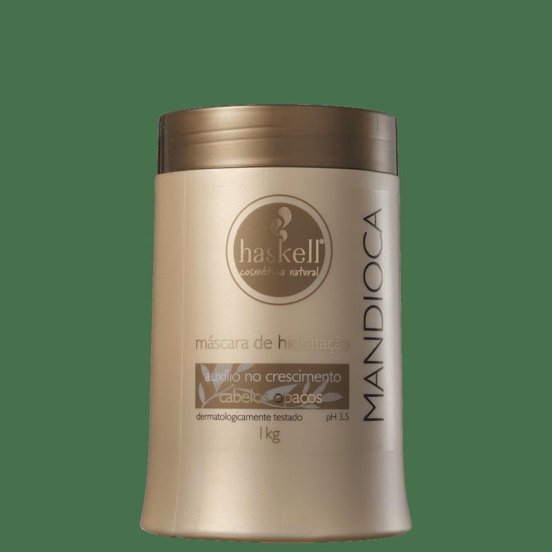 Haskell Mandioca - Máscara de Hidratação 1000g