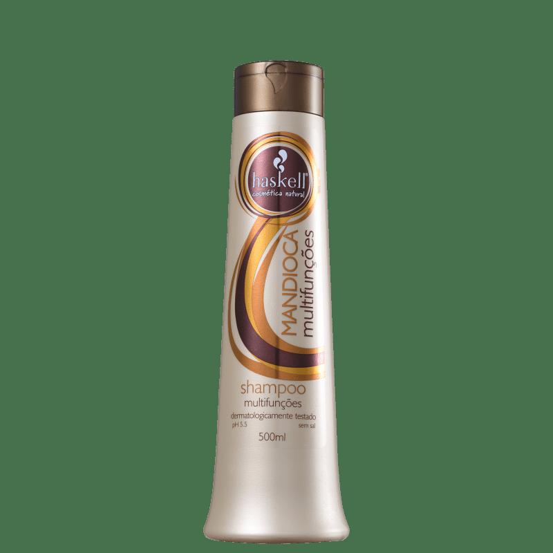 35761c487 Haskell Mandioca Multifunções Afro - Shampoo 500ml