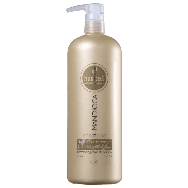 Haskell Mandioca - Shampoo 1000ml