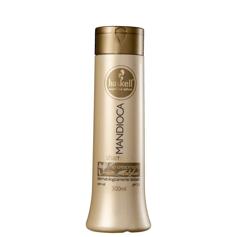 Haskell Mandioca - Shampoo 300ml