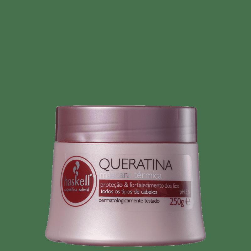 Haskell Queratina - Máscara de Hidratação 250g