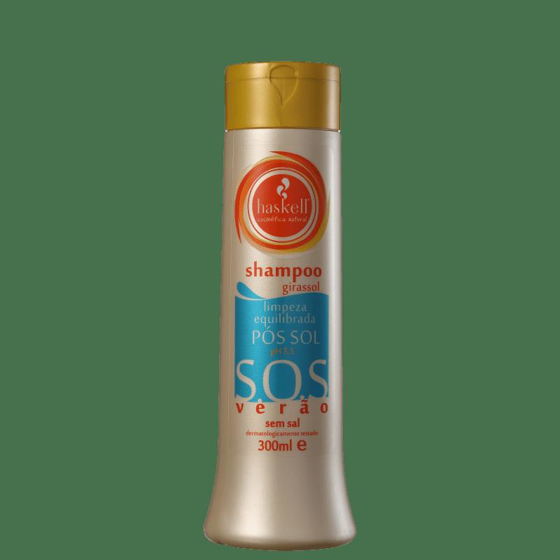 Haskell S.O.S Verão Pós Sol - Shampoo 300ml