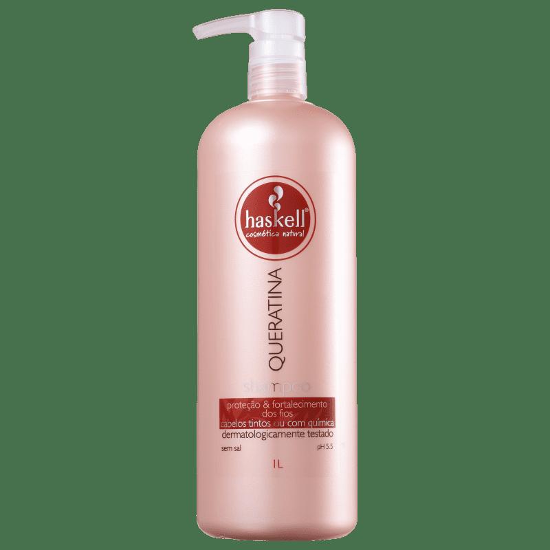 Haskell Queratina - Shampoo 1000ml