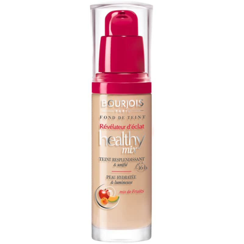 Bourjois Healthy Mix Foundation Beige Fonce Rpk - Base Líquida