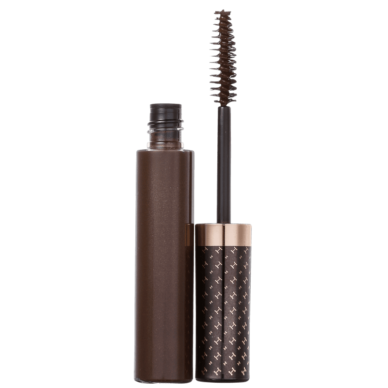 Hot MakeUp Tint And Set Warm Brown - Máscara para Sobrancelha 9g
