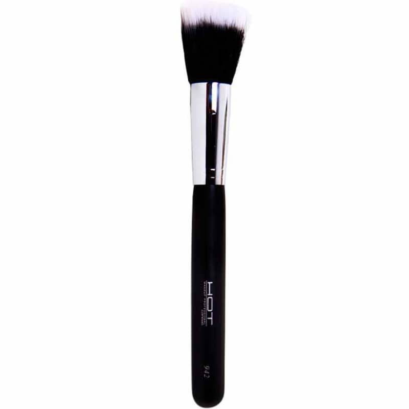 Hot MakeUp Single Brush Duet 942 - Pincel para Pó