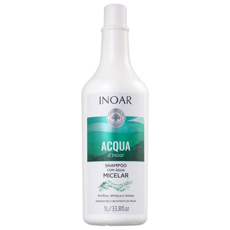 Shampoo Acqua d'Inoar Micelar 1000ml