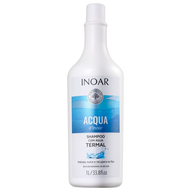 Shampoo Acqua d'Inoar Termal 1000ml