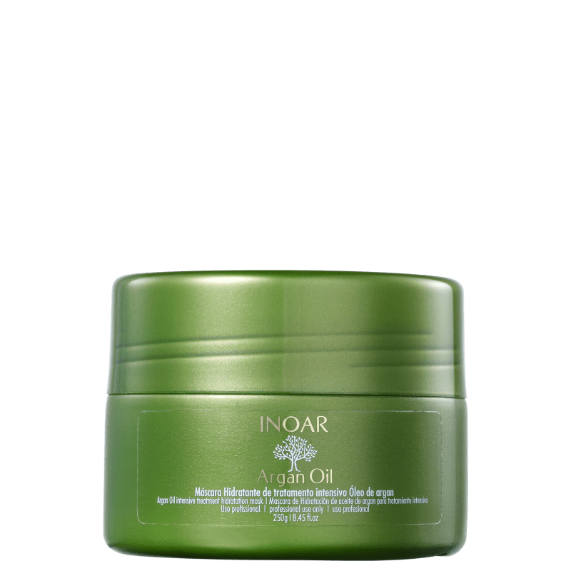 Máscara Argan Oil System 250g