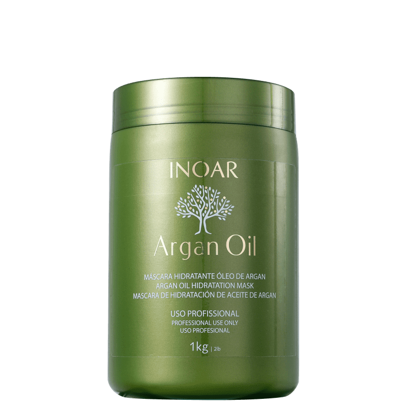 Máscara Argan Oil System 1000g