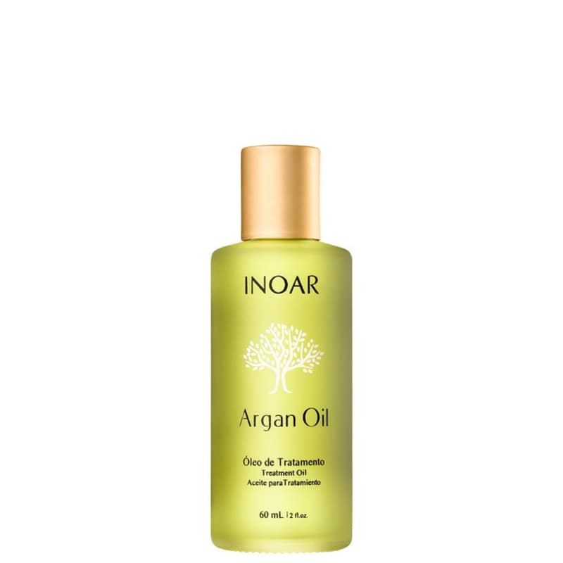 Óleo Capilar Argan Oil System 60ml