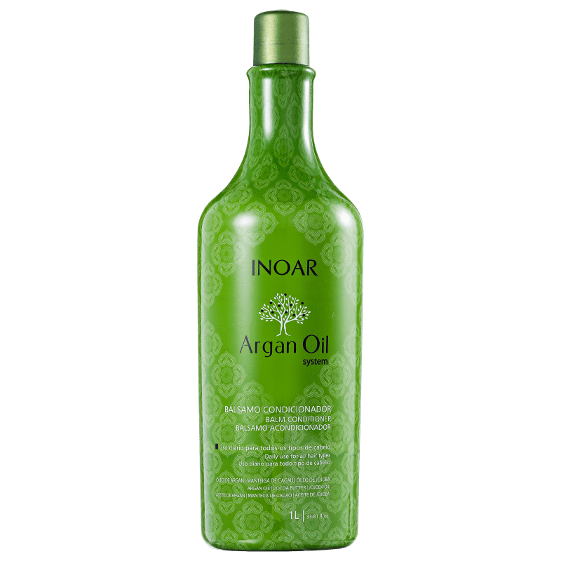 Inoar Argan Oil System - Condicionador 1000ml