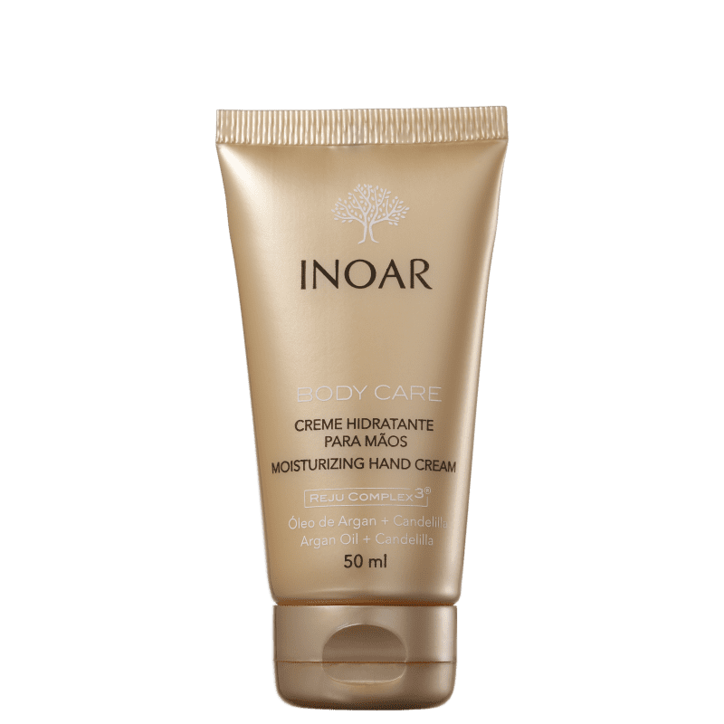 Inoar Body Care - Creme Hidratante para as Mãos 50ml
