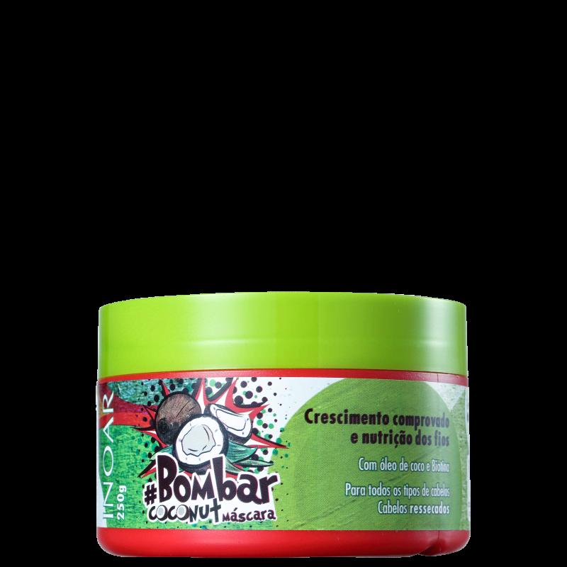 Máscara de Nutrição #Bombar Coconut 250g