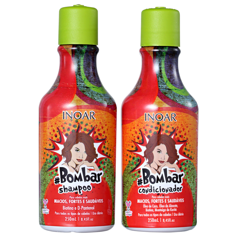 Kit #Bombar 250ml