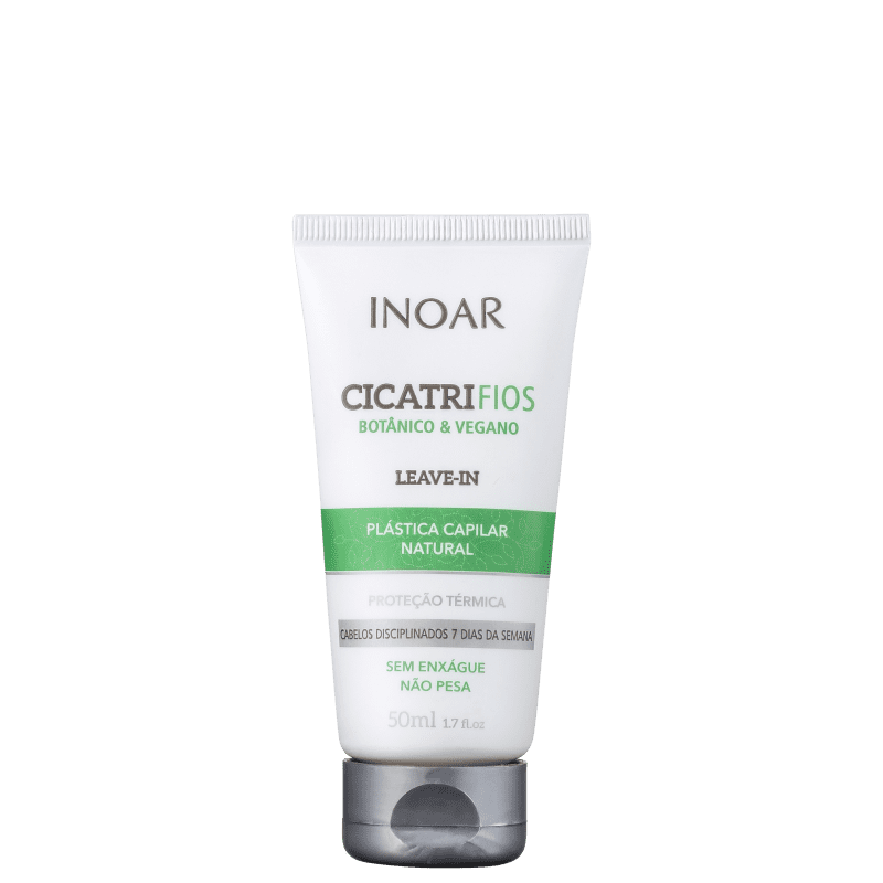 Inoar Cicatrifios Botânico & Vegano - Leave-in 50ml