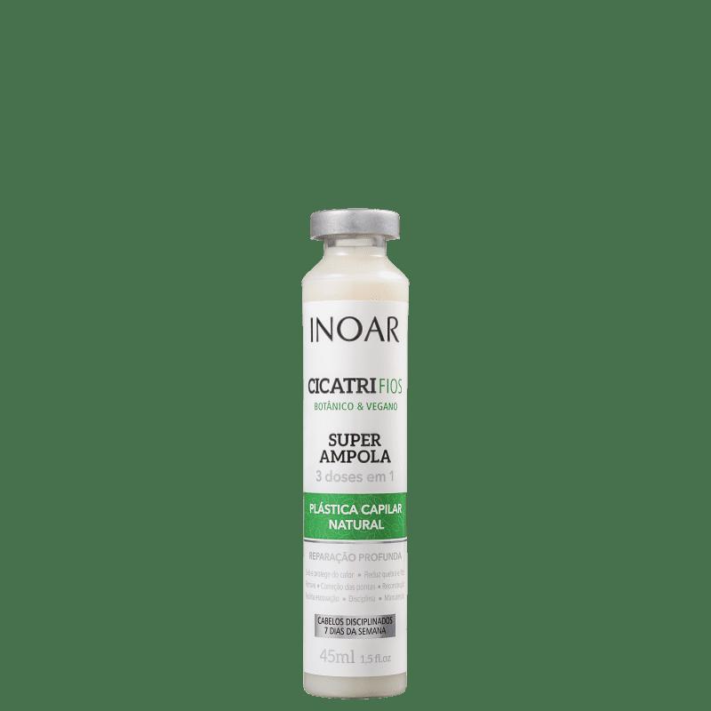Inoar Cicatrifios Botânico & Vegano Super Ampola - Tratamento Capilar 45ml