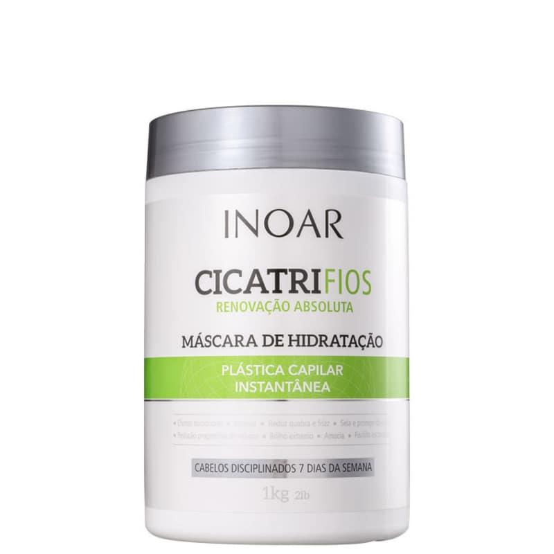 Inoar Cicatrifios - Máscara Capilar 1000g