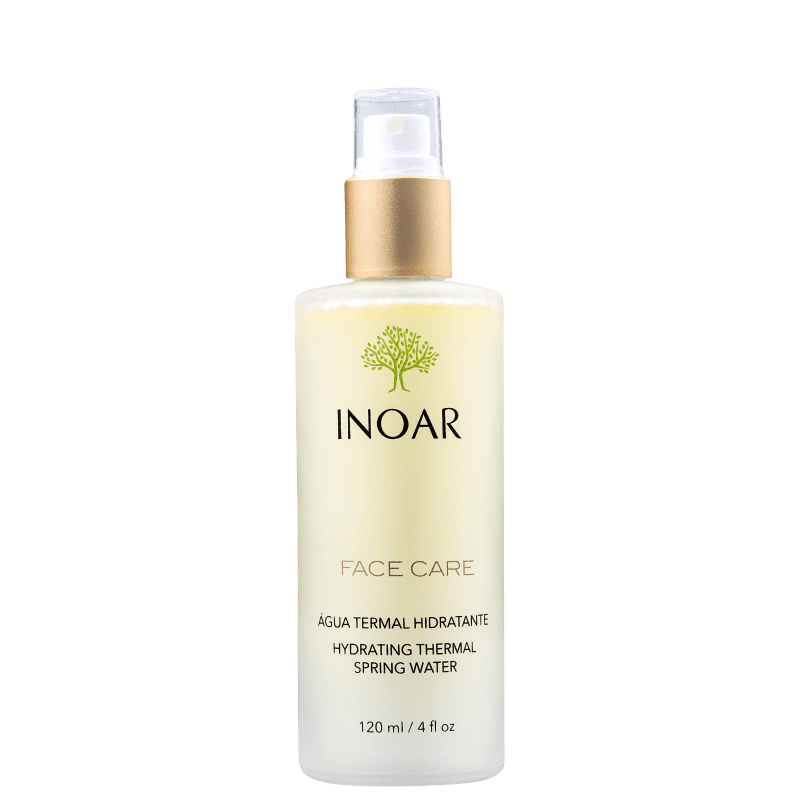 Inoar Face Care - Água Termal 120ml
