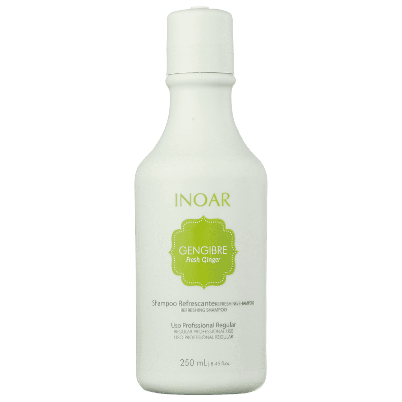 Shampoo Gengibre Fresh Ginger 250ml
