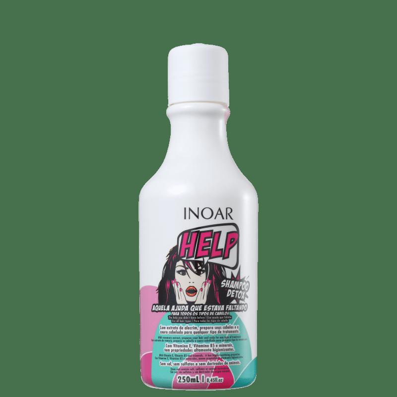 Shampoo Help Detox 250ml
