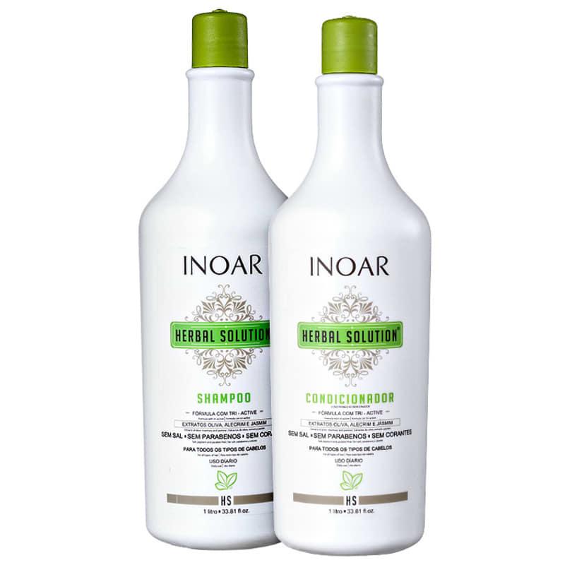 Kit Inoar Herbal Solution Duo (2 Produtos)
