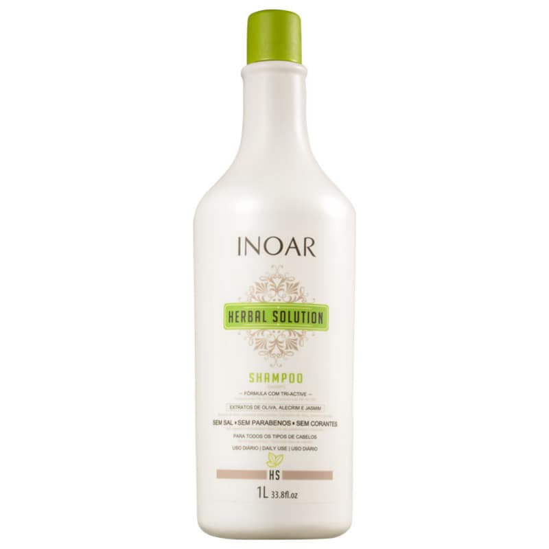Inoar Herbal Solution - Shampoo Neutro 1000ml