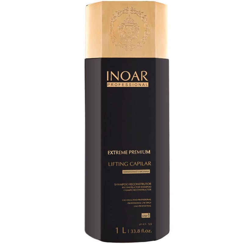 Inoar Lifting Capilar Step 1 - Shampoo 1000ml