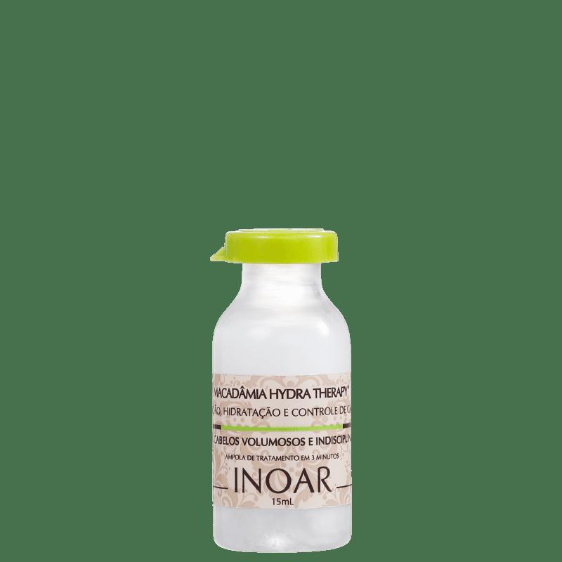 Ampola Macadâmia Hydra Therapy 15ml