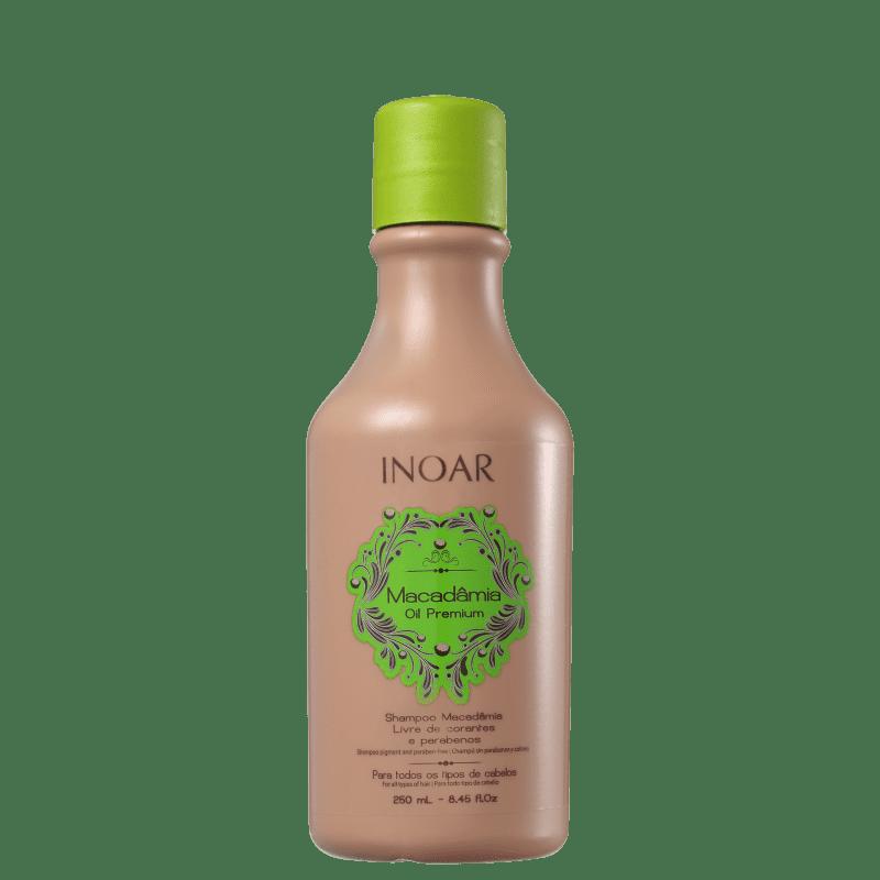 Shampoo Macadâmia Oil Premium 250ml