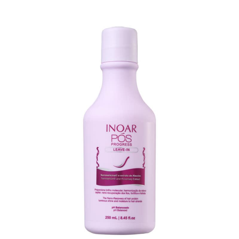 Inoar Pós Progress - Leave-in 250ml
