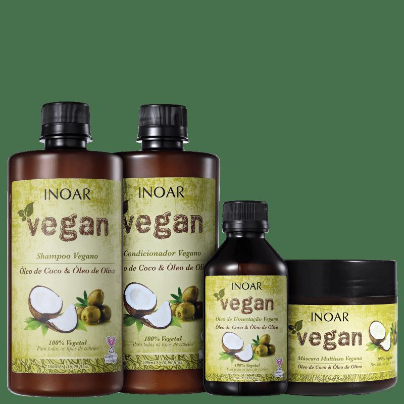 Kit Vegan Intense (4 Produtos)
