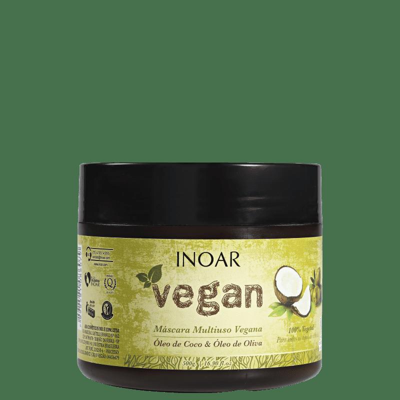 Máscara de Nutrição Vegan 500g