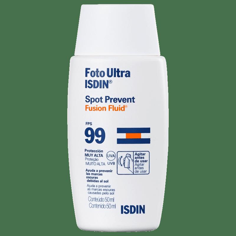 ISDIN Foto Ultra Spot Prevent FPS 99 - Protetor Solar Facial 50ml