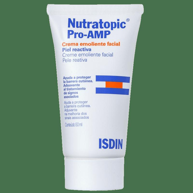 ISDIN Nutratopic Pro-AMP - Creme Hidratante Facial 50ml