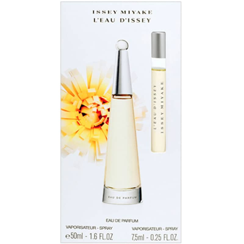 Issey Miyake Conjunto Feminino L'Eau d'Issey - Eau de Parfum 50ml + Eau de Parfum 7,5ml