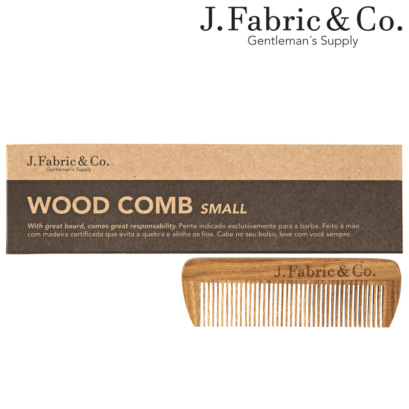J. Fabric & Co. Wood Comb Small - Pente