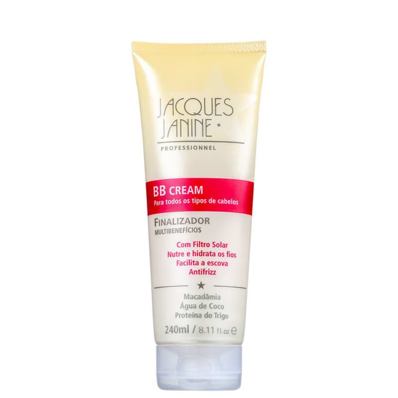 Jacques Janine Professionnel Finaliser BB Cream - Leave-in 240ml