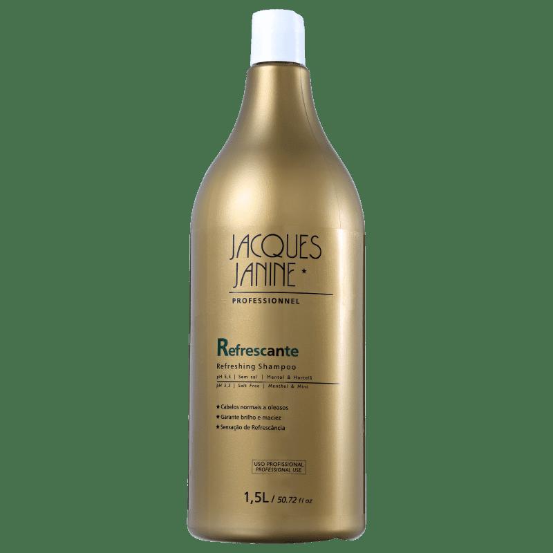Jacques Janine Professionnel Refrescante - Shampoo sem Sal 1500ml
