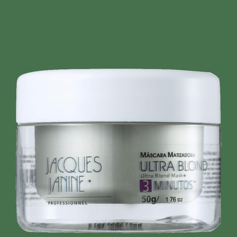 Jacques Janine Ultra Blond - Máscara Matizadora 50ml